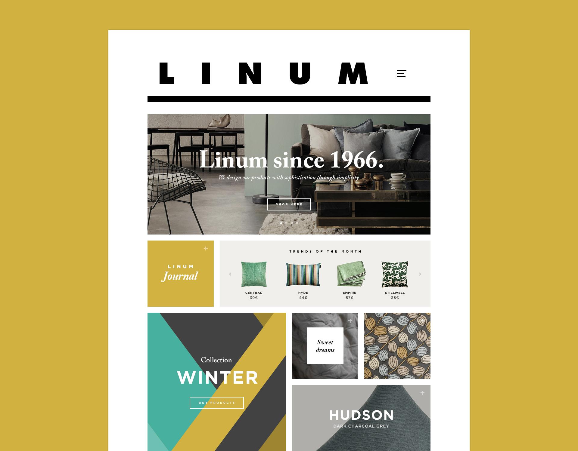 helene-chataigner-linum-web-design-startpage-yellow